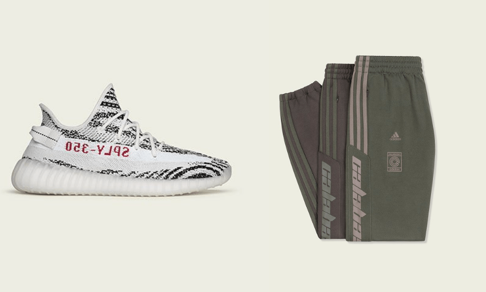 YEEZYs For Everyone: Kanye West X Adidas To Drop Three New Sneakers In November