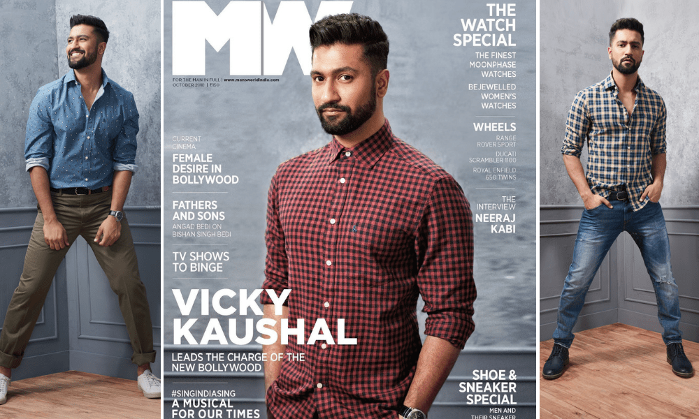 Bollywood's New Golden Boy Vicky Kaushal On Upcoming Projects, Nepotism And Hating Tinder