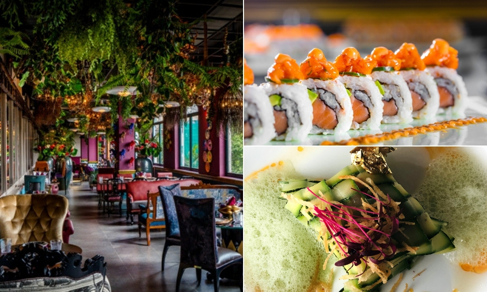 These Restaurants Fuse Great Food And Beautiful Ambience Into One