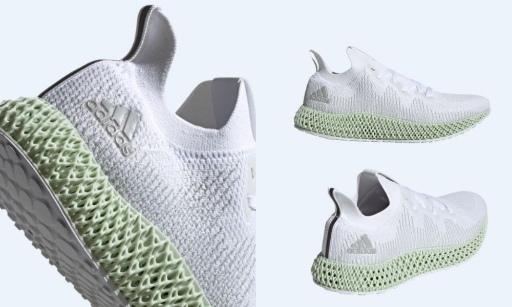 Adidas AlphaEdge 4D: First Look At The Landmark Sneakers