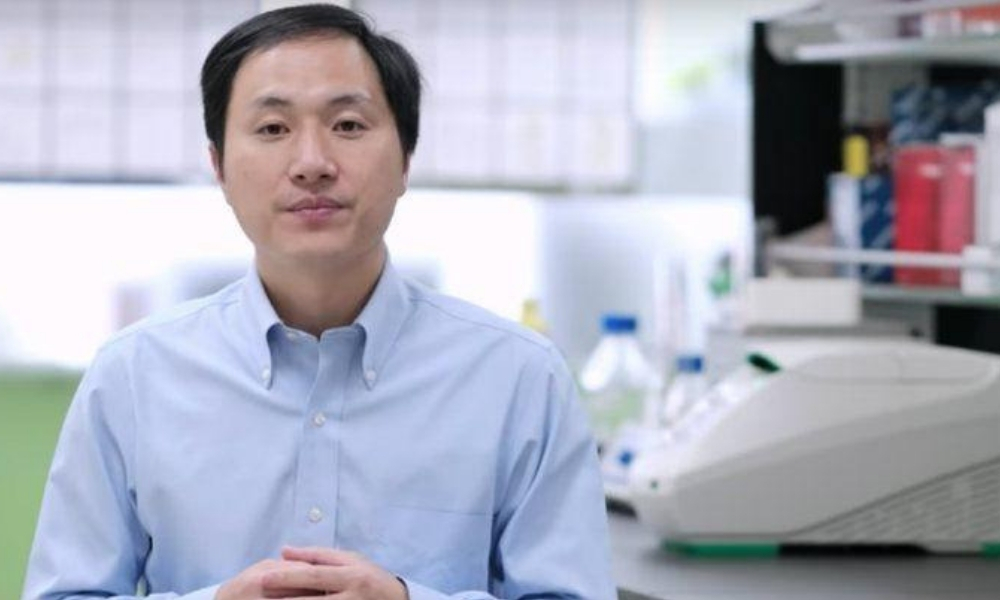 Doctor Makes World's First Genetically Modified Babies That Can't Get AIDS