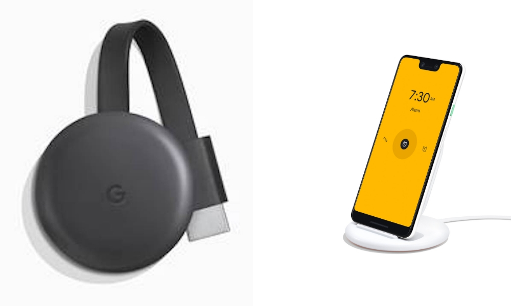 Hands On With The Google Chromecast 3 And Pixel Stand