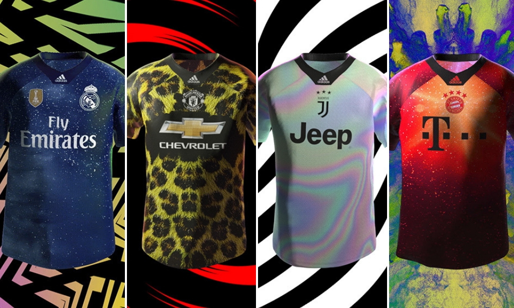 EA Sports And Adidas Unveil Four Unique Limited Edition Jerseys