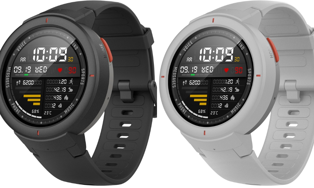Here's How The Amazfit Verge Fares Compared To Other Smartwatches