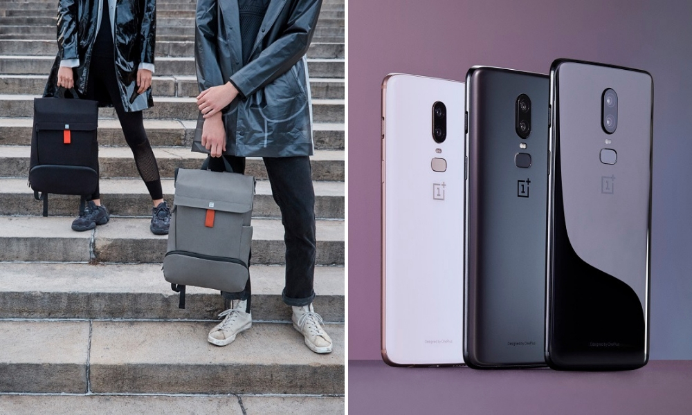Review: OnePlus 6 And Explorer Backpack