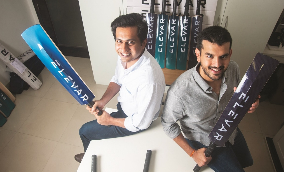 Elevar Sports: A Company Reimagining The Cricket Bat