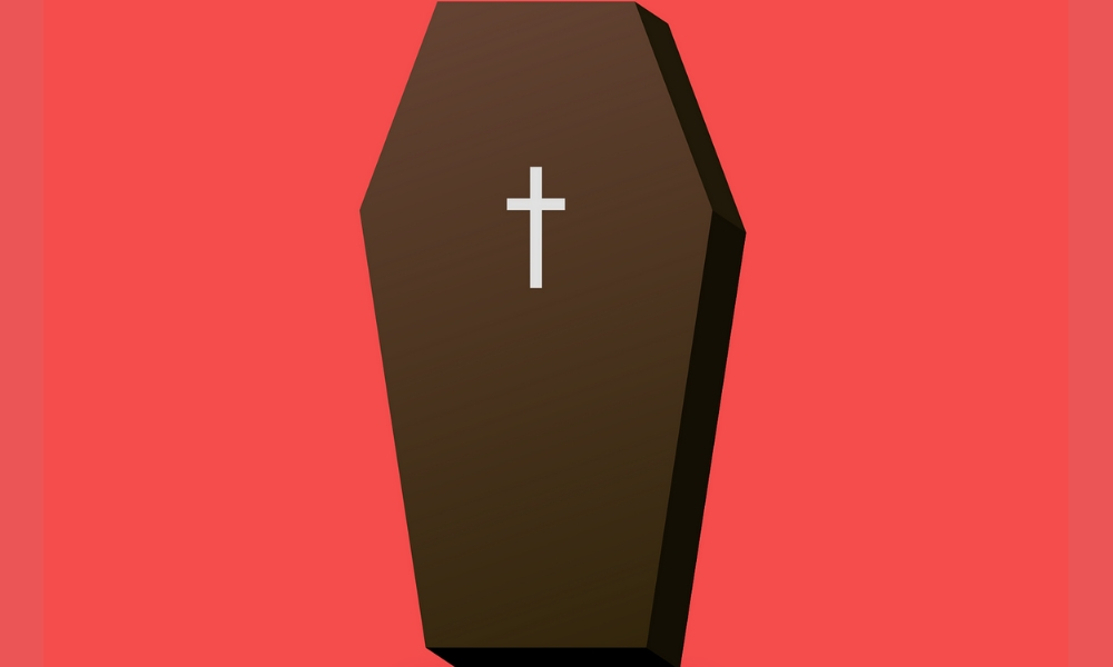 WTF: This Film Festival Screened A Sci-Fi Film From Inside A Coffin