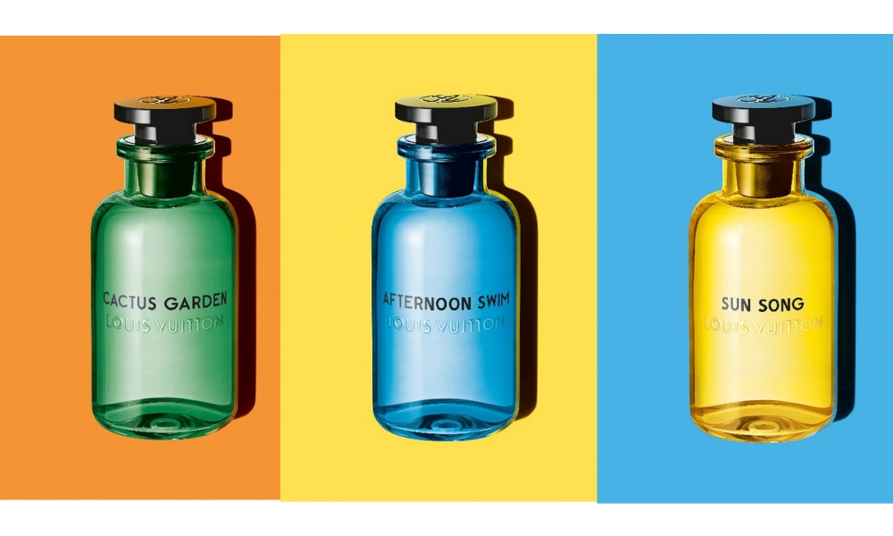 Louis Vuitton's First Unisex Perfume Line Is Perfect For The Summer