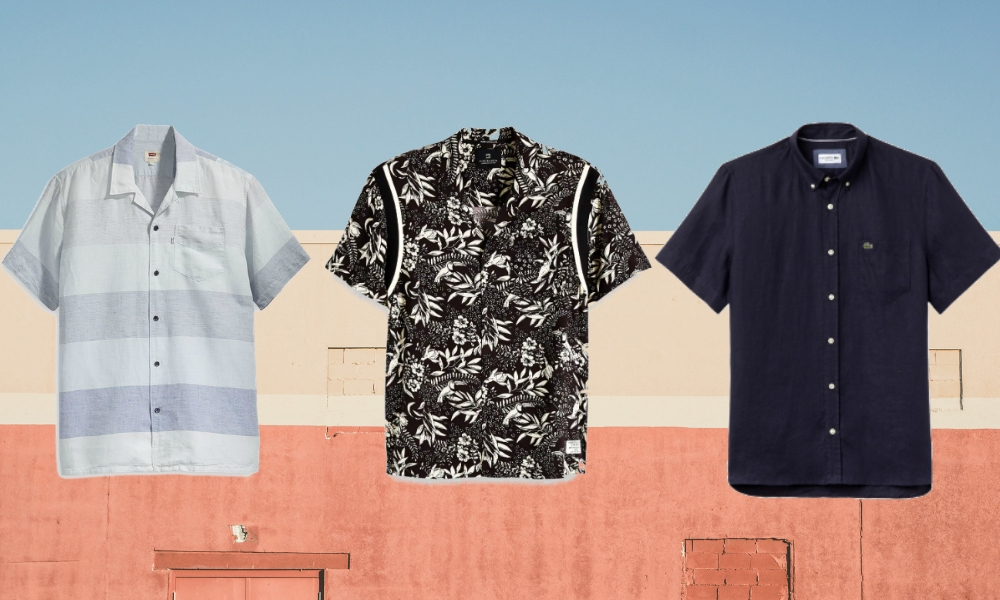 10 Breezy Summer Shirts To Add To Cart Now