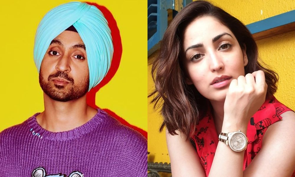 Diljit Dosanjh, Yami Gautam To Come Together For A Comedy Film