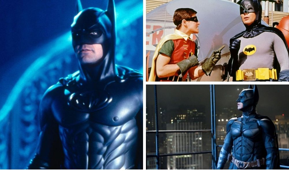 Ranking Which Batman Deserves To Get The Hollywood Star