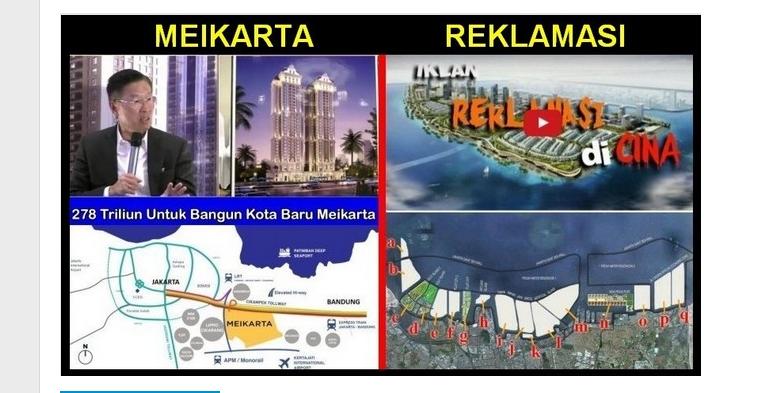 Pertempuran Geopolitik Antara Indonesia vs China