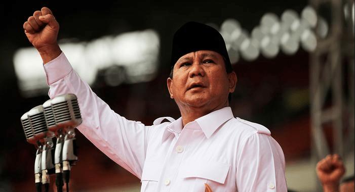 'Revolusi Putih' Ala Prabowo