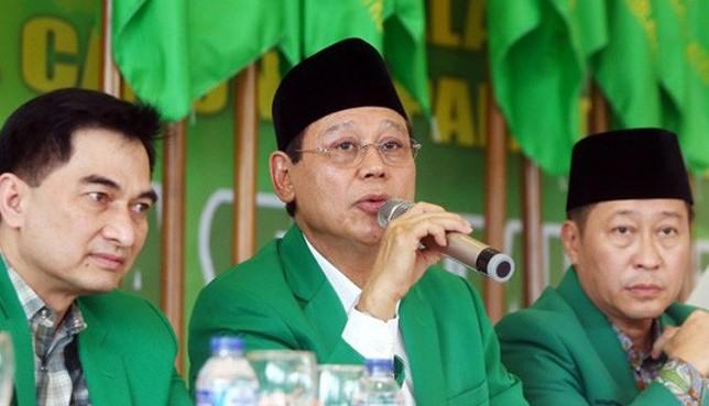 Kecewa, PPP Kubu Djan Faridz Tinggalkan Jokowi