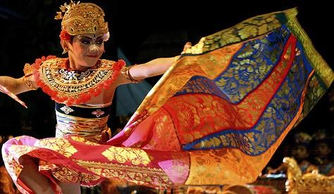 Terkait Dengan Tari Kebyar Duduk Daerah Bali