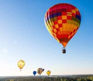 Balon Terbang, Sebuah Alat Transportasi Udara Berbahan Gas