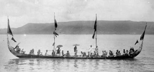 12 Alat Transportasi Laut Tradisional, Gambar dan Penjelasan