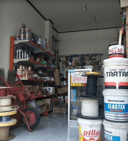 Sebuah gambar Griamas yang berhubungan dengan artikel toko bangunan di Bali