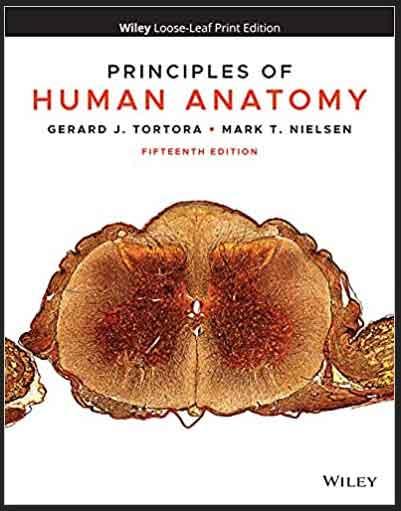 This Image of Principles of Human Anatomy 15th Edition, pdf, ebook, epub, free download by Gerard J. Tortora