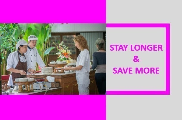 Stay Longer & Save More (30 Nights) – Kitchen