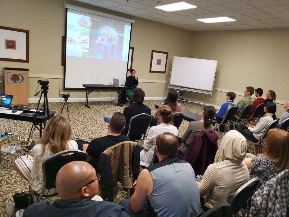 Fall 2019 workshop in Portland, Oregon – Mantak Chia