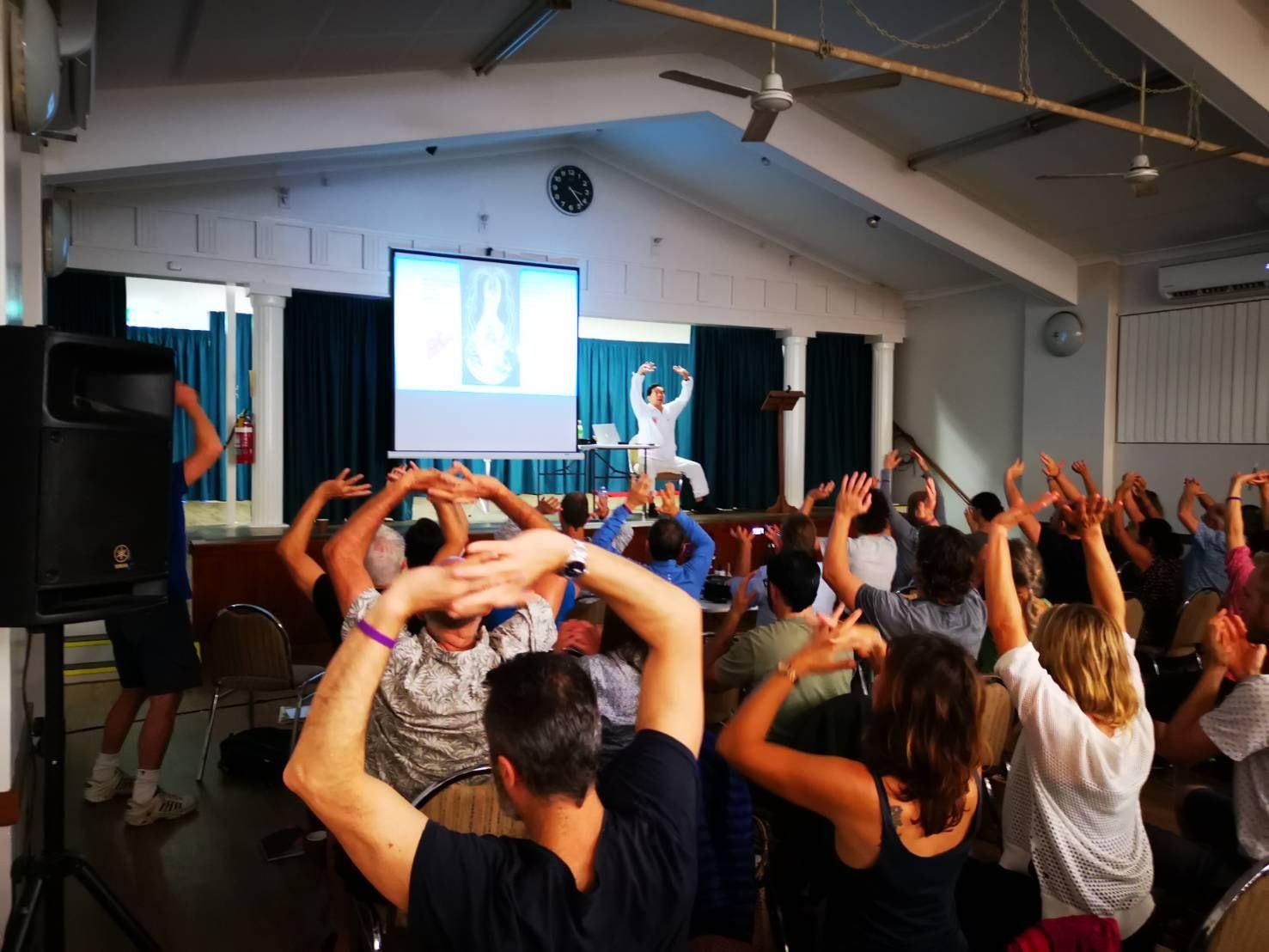 Autumn 2020 Taoist Workshop in Gold Coast, Australia