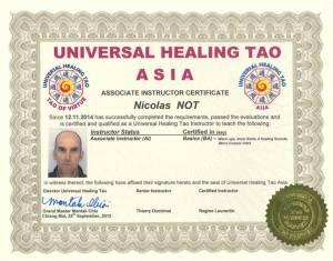 UHT Certification Copies – Nicolas Not