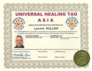 UHT Certification Copies – Laurent Rullier