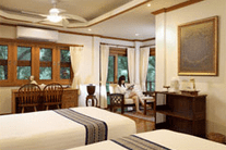 Natural Deluxe Room