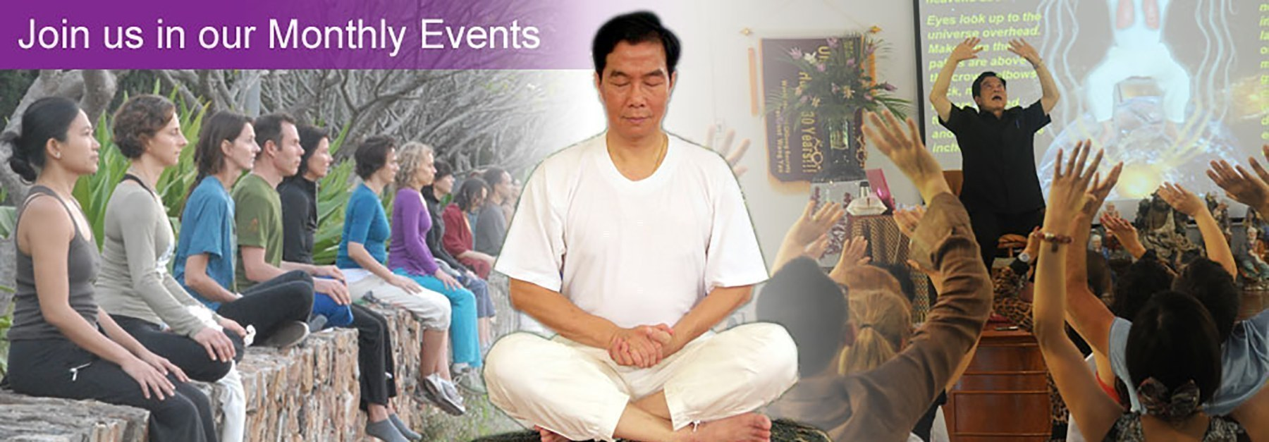 Healing Workshop Tao Garden Thailand – Join us in our Monthly Events