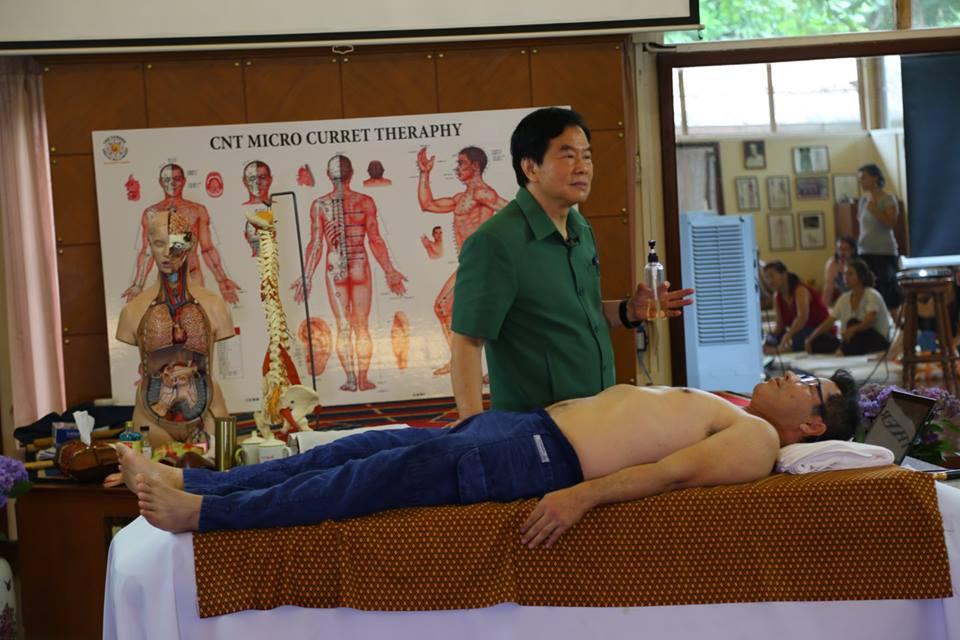 Summer 2016 Week 5: Chi Nei Tsang I: Internal Organ Massage