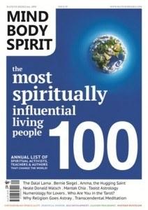 Watkins' Spiritual 100 List for 2012