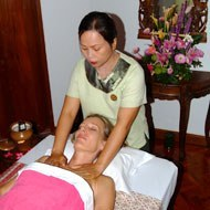 5 Element Aromatherapy Package 160 Min