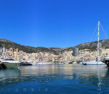Port Hercule, Monaco