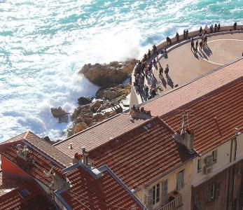 Quai Rauba Capeu, Nice, France