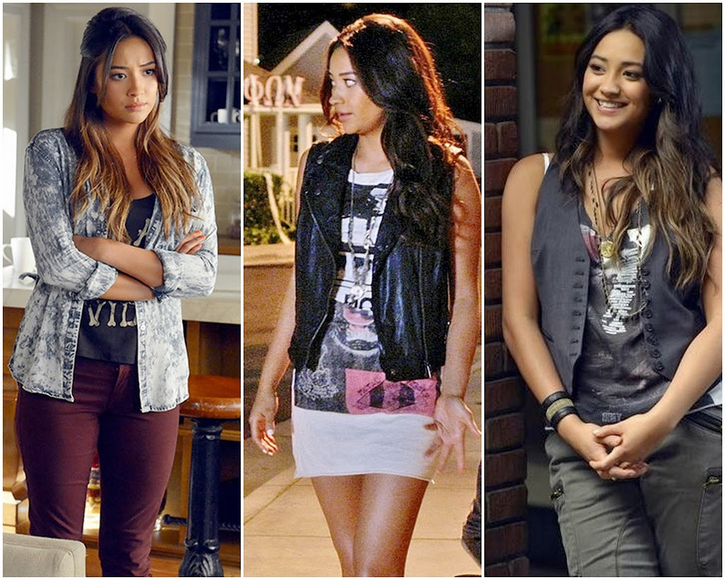 Image result for moda pretty little liars emily