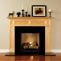 Custom Wood Fireplace Mantel | Fireplace Mantles | MantelCraft