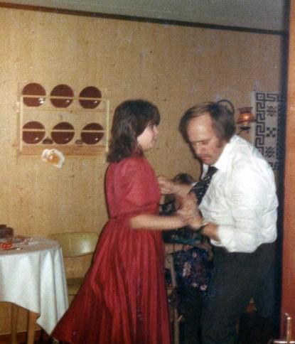 Fred Olsen dans