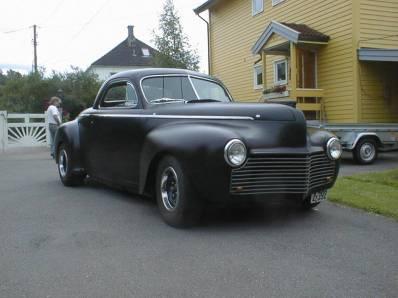 Espen volles 1946 Chrysler 3