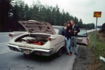 Erik ukjent Chrysler imperial