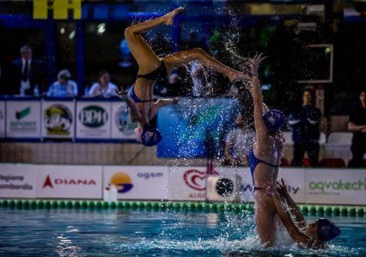 Campionati Italiani Nuoto Sincronizzato 2014 Civitavecchia