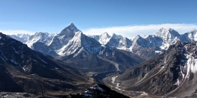 Everest Base Camp Via Chola Pass Trek