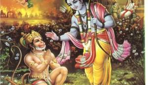 hanuman rahwana