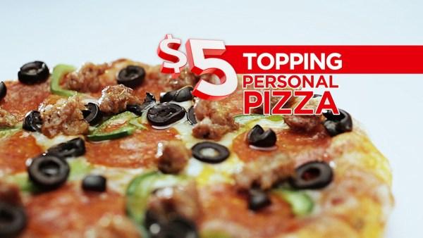 Me-N-Ed's Pizzeria - $5 Pizza