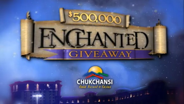 Chukchansi Gold - Enchanted Giveaway
