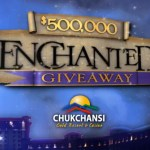 Chukchansi Gold - Enchanted Giveaway