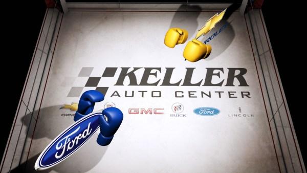 Keller Auto Center - Truck Wars