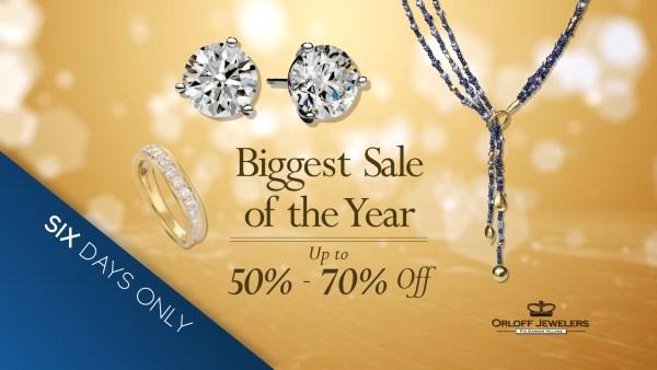 Orloff Jewelers - September Sale