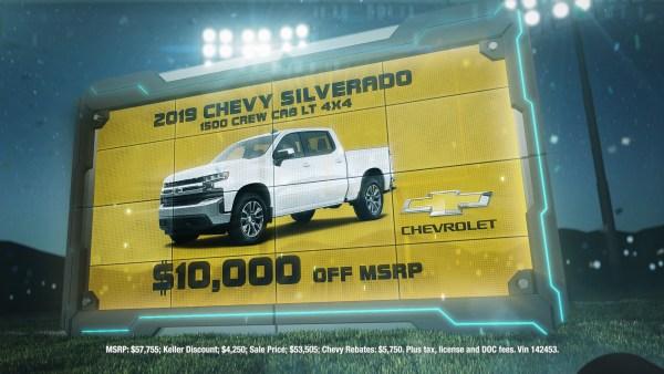 Keller Motors - Never Better Chevy