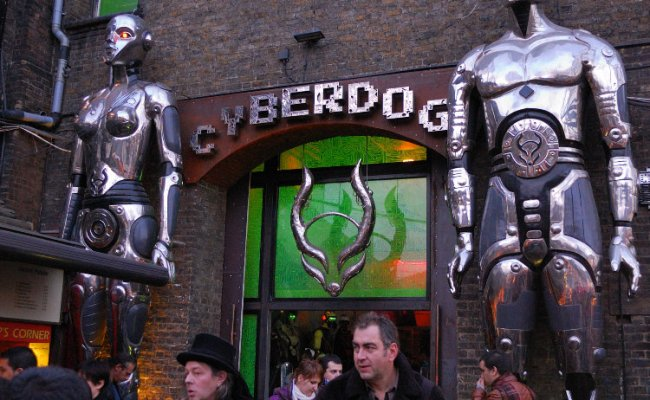 Unique And Weird Shops In London To Get That Ultimate Guys